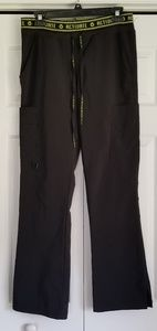 Activate by Med Couture scrub pants, size small